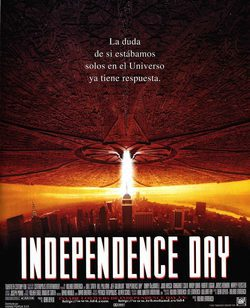 Cartel de Independence Day