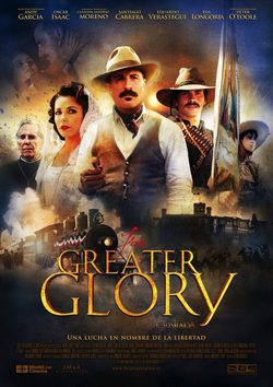 Cartel de For Greater Glory (Cristiada)
