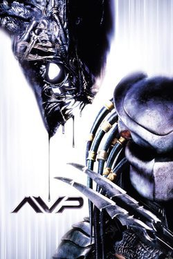 Cartel de Alien vs. Predator