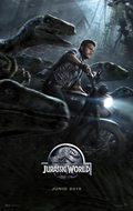 Cartel de Jurassic World