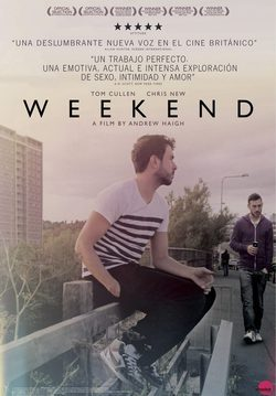 Cartel de Weekend