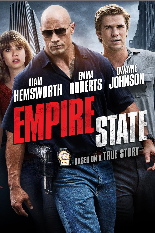 Cartel EEUU de 'Empire State'