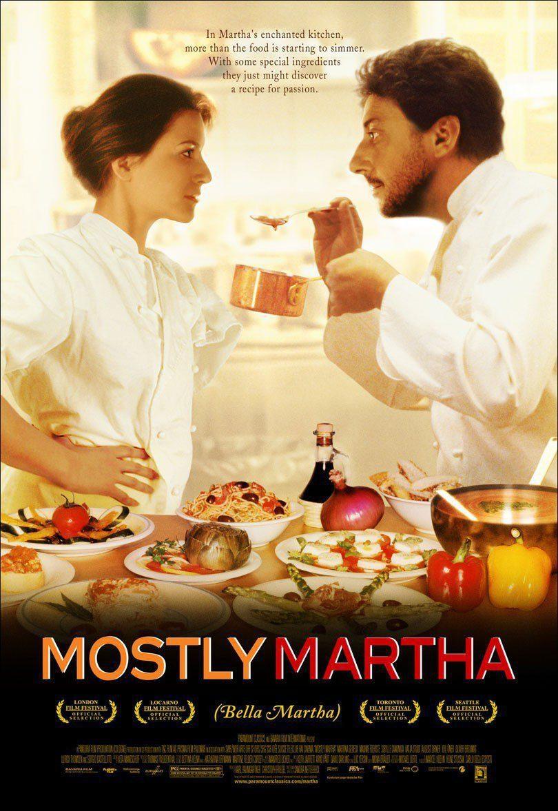 Cartel Estados Unidos de 'Deliciosa Marta'