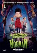 Cartel El alucinante mundo de Norman