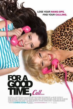 Cartel de For a Good Time, Call...