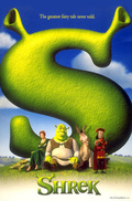 Cartel de Shrek