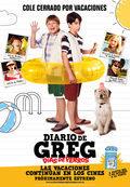 Cartel El diario de Greg 3: Días de perros