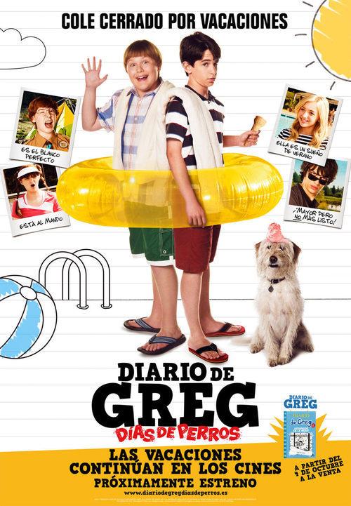 El Diario De Greg 3 Días De Perros 2012 Película Ecartelera