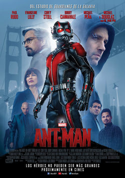 Cartel de Ant-Man