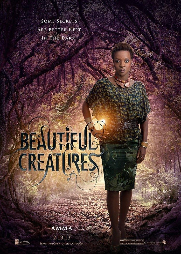 Cartel Amma de 'Hermosas criaturas'