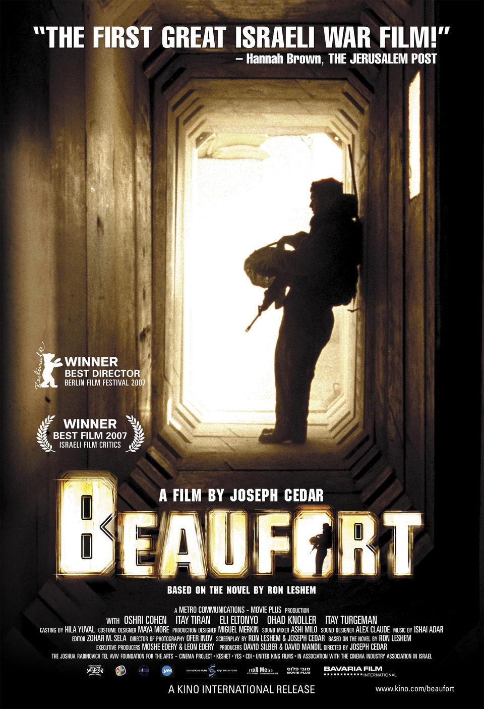 Cartel EEUU de 'Beaufort'