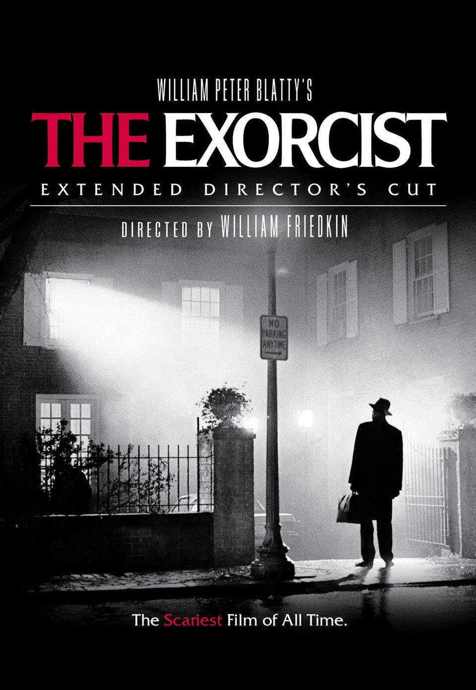 Cartel Estados Unidos de 'El exorcista'