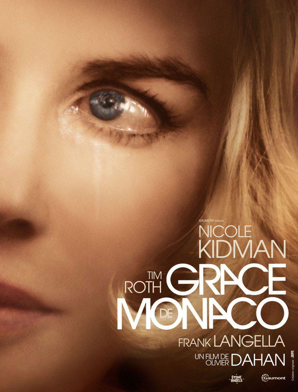 Cartel Cannes de 'Grace de Mónaco'