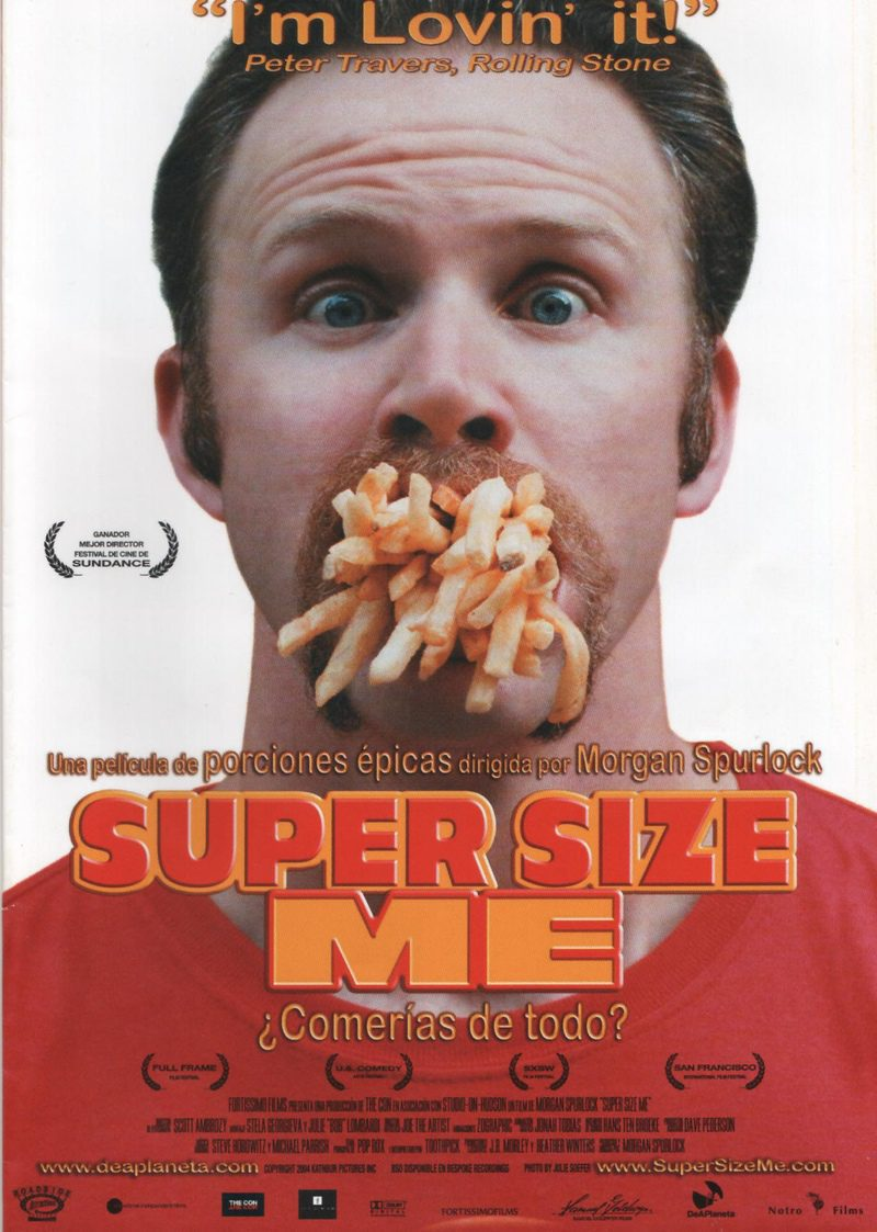 super size me critique Super-size me movie review after watching this movie i learned a few things but majority of the movie did not come by any surprise as most people know.