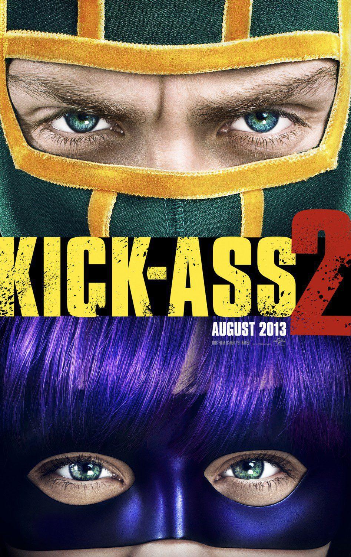 Cartel EEUU de 'Kick-Ass 2: Con un par'