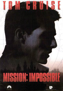 Misión imposible (1996) - Película eCartelera