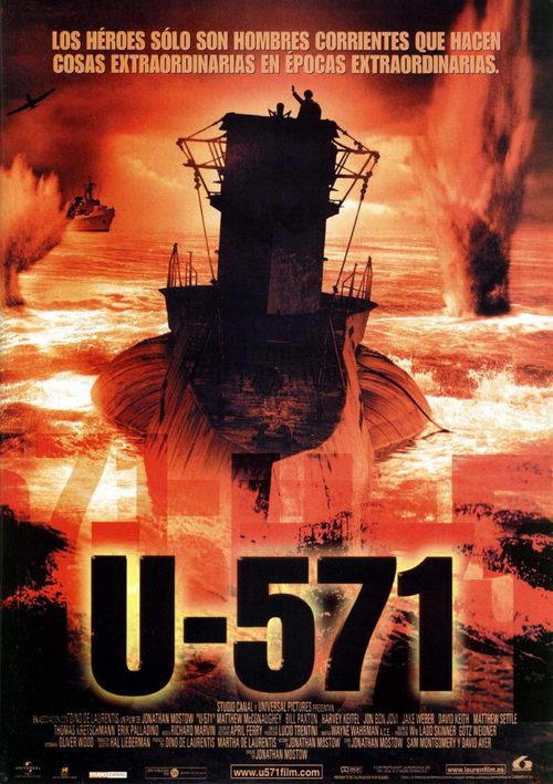 peliculas u-571