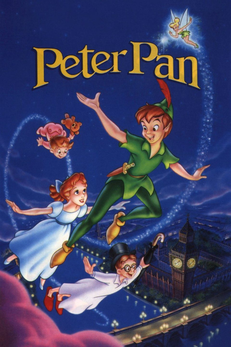 Cartel Estados Unidos de 'Peter Pan'