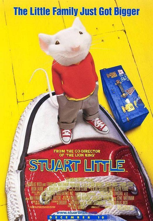 Cartel Estados Unidos de 'Stuart Little'