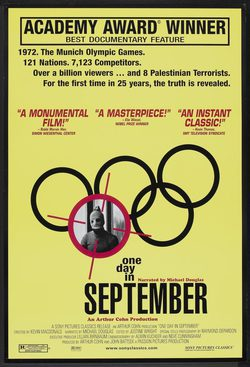 Cartel de One Day in September