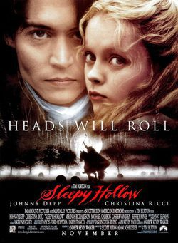 Cartel de Sleepy Hollow