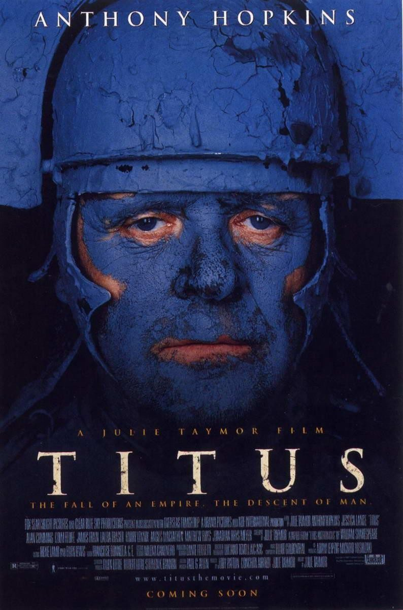 Cartel EEUU de 'Titus'