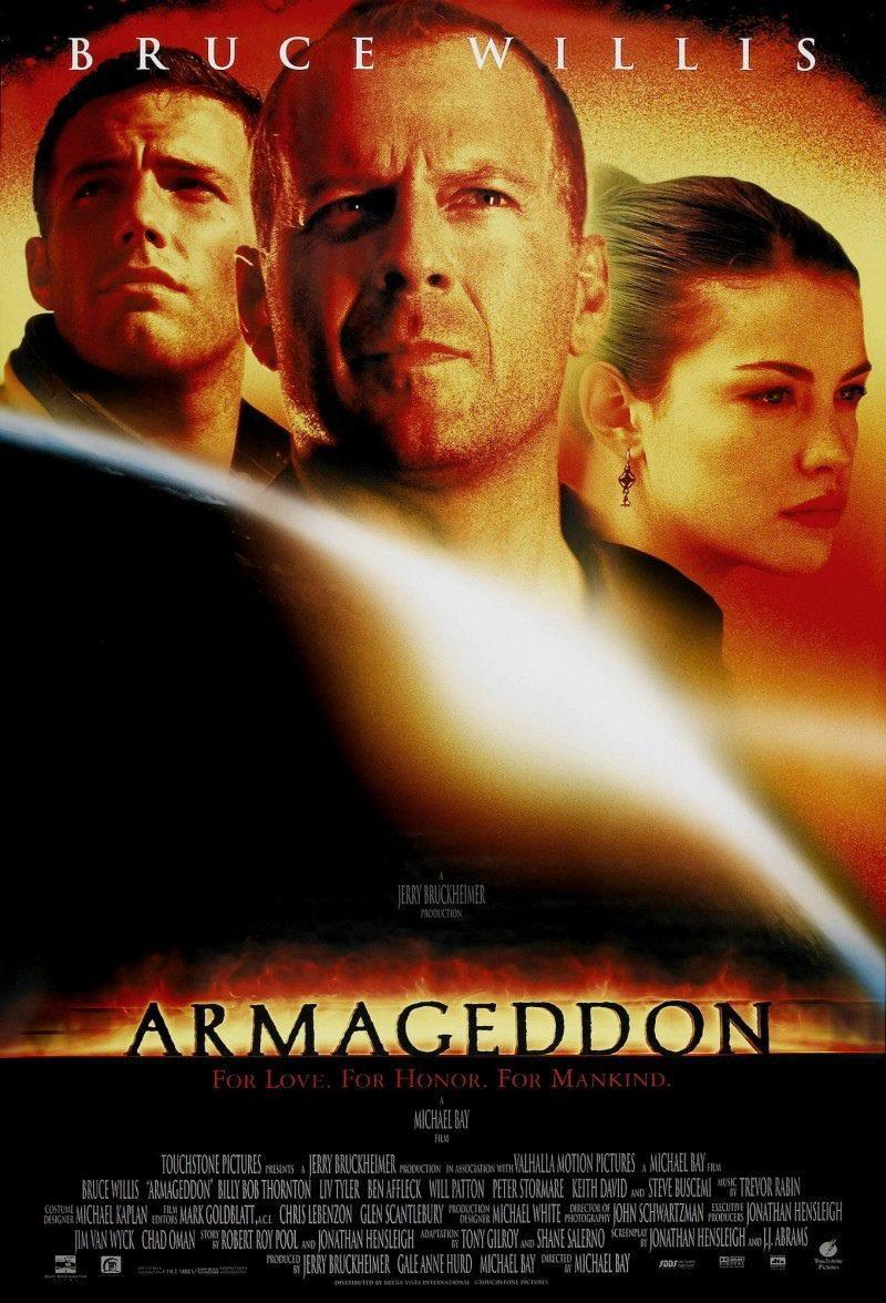 Cartel Estados Unidos de 'Armageddon'