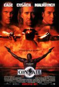 Cartel de Con Air (Convictos en el aire)
