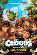 Cartel Los Croods