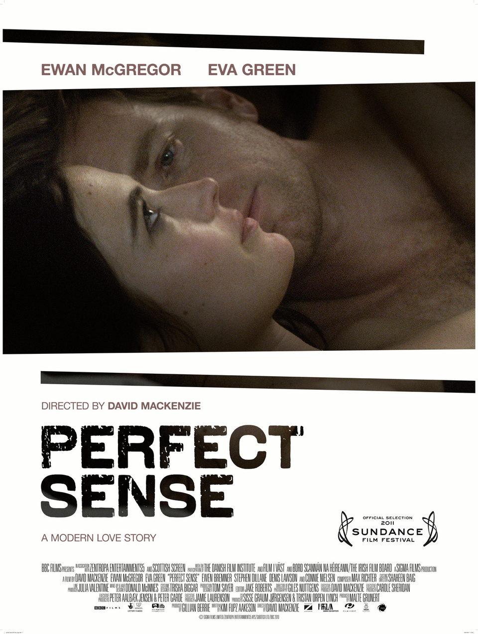 Cartel Internacional de 'Perfect Sense'