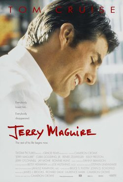 Cartel de Jerry Maguire