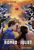 Cartel de Romeo y Julieta de William Shakespeare