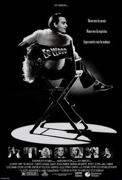 Cartel de Ed Wood