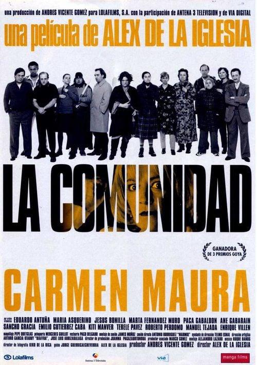 La Comunidad (2000) - Película eCartelera