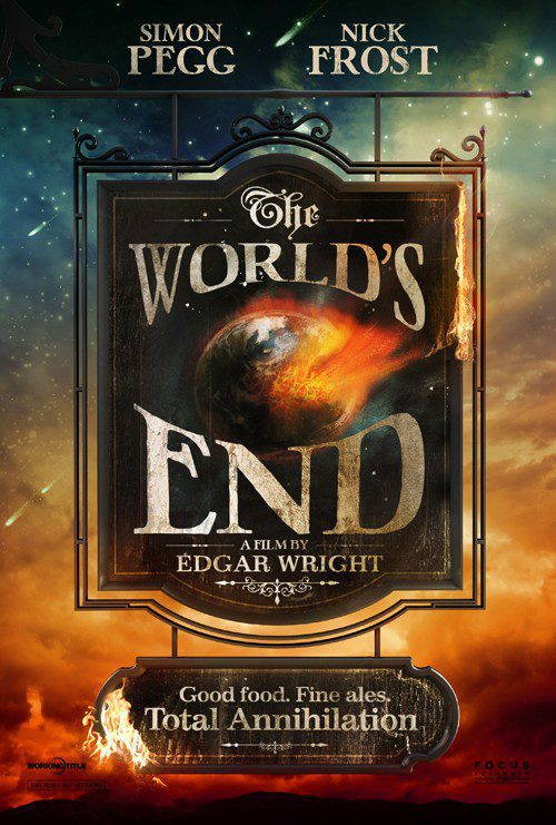 Cartel Teaser EEUU de 'Bienvenidos al fin del mundo'
