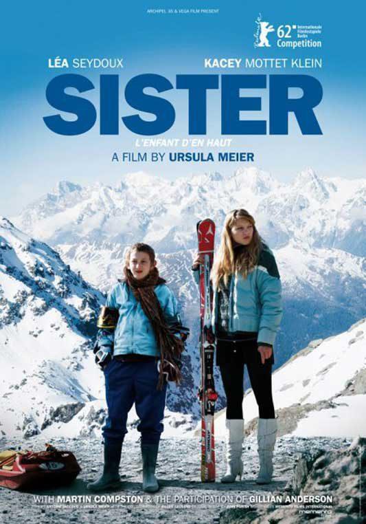Cartel Reino Unido de 'Sister'