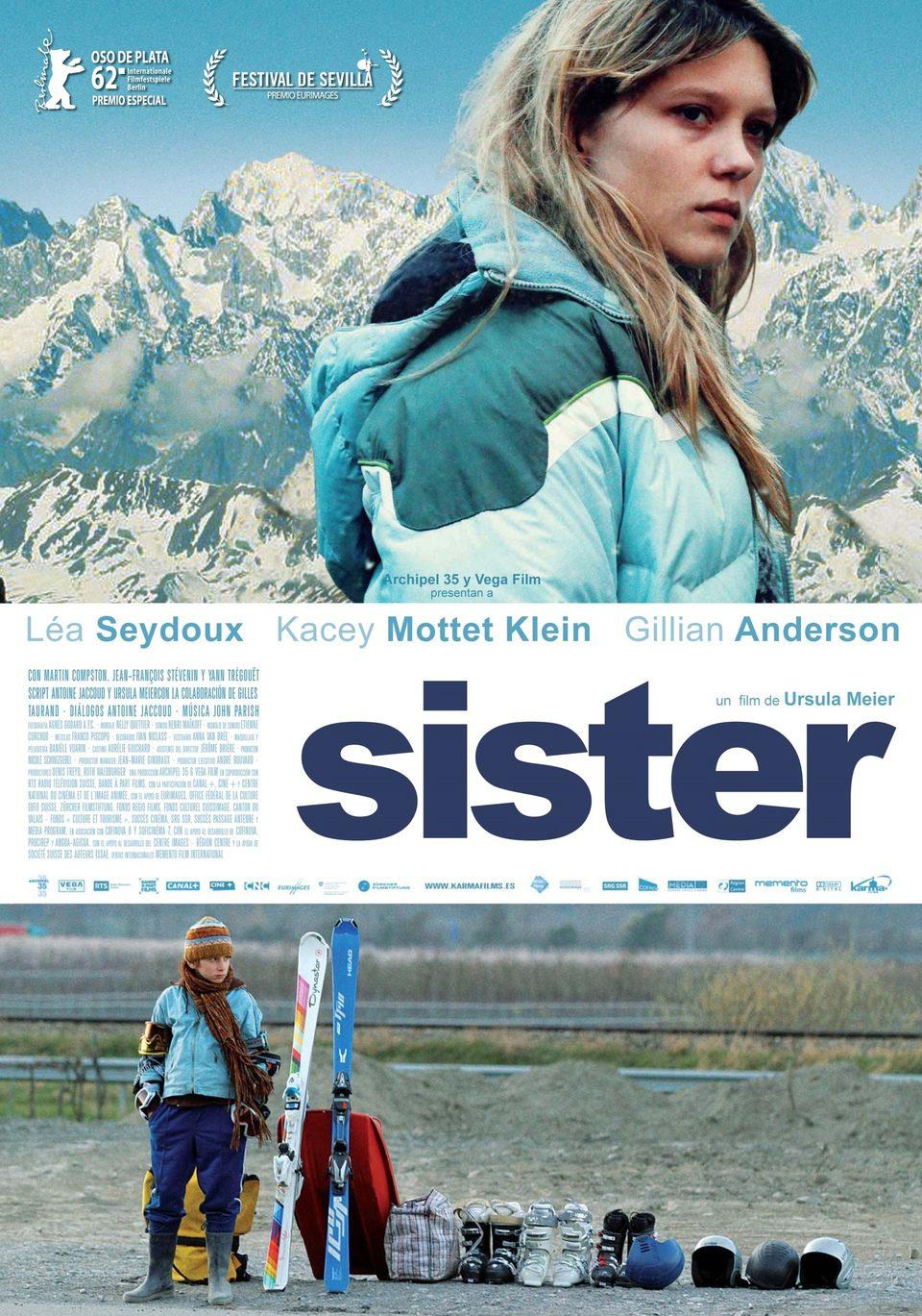 Cartel España de 'Sister'
