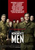 Cartel de Monuments Men