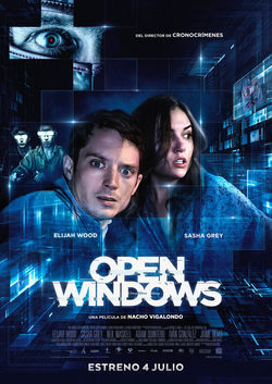Cartel de Open Windows