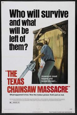 La Matanza De Texas 1974 Pelicula Ecartelera