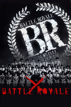 Cartel de Battle Royale
