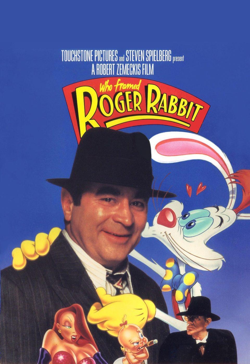 Quién engañó a Roger Rabbit? (Robert Zemeckis, 1988) : Largometrajes ...
