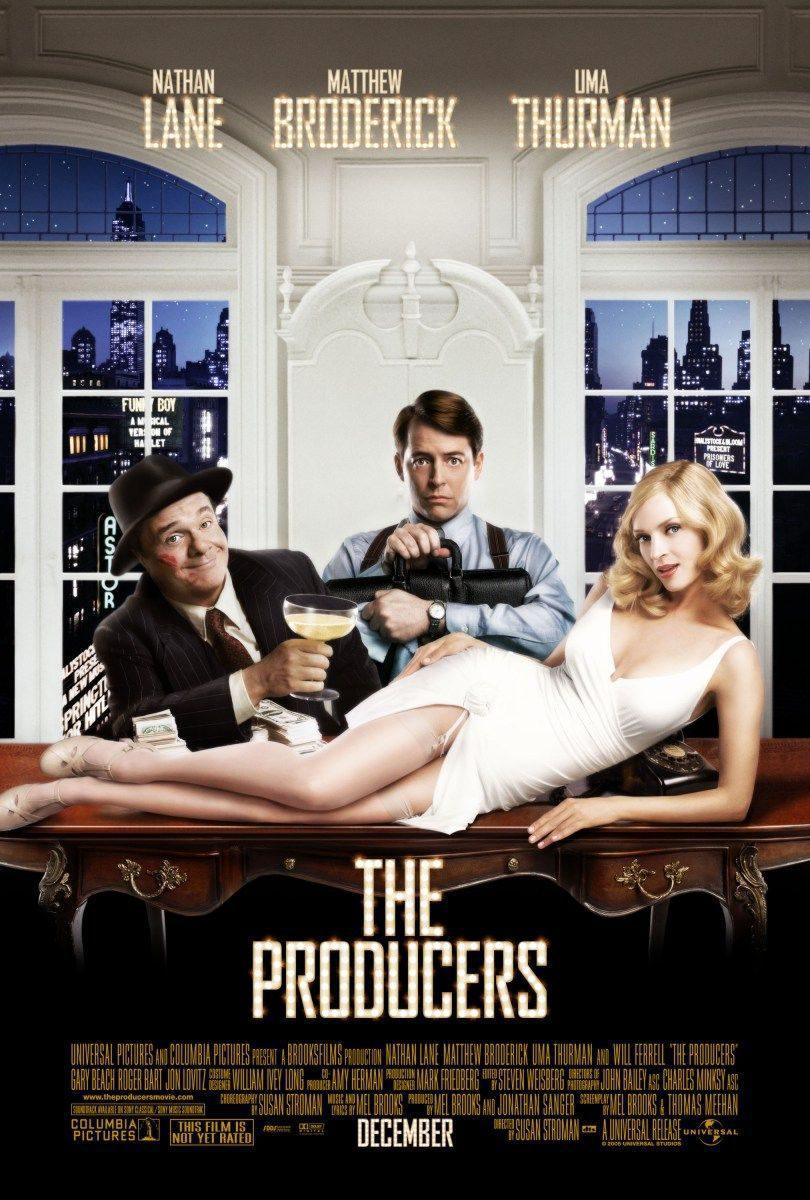 Cartel Estados Unidos de 'Los productores'