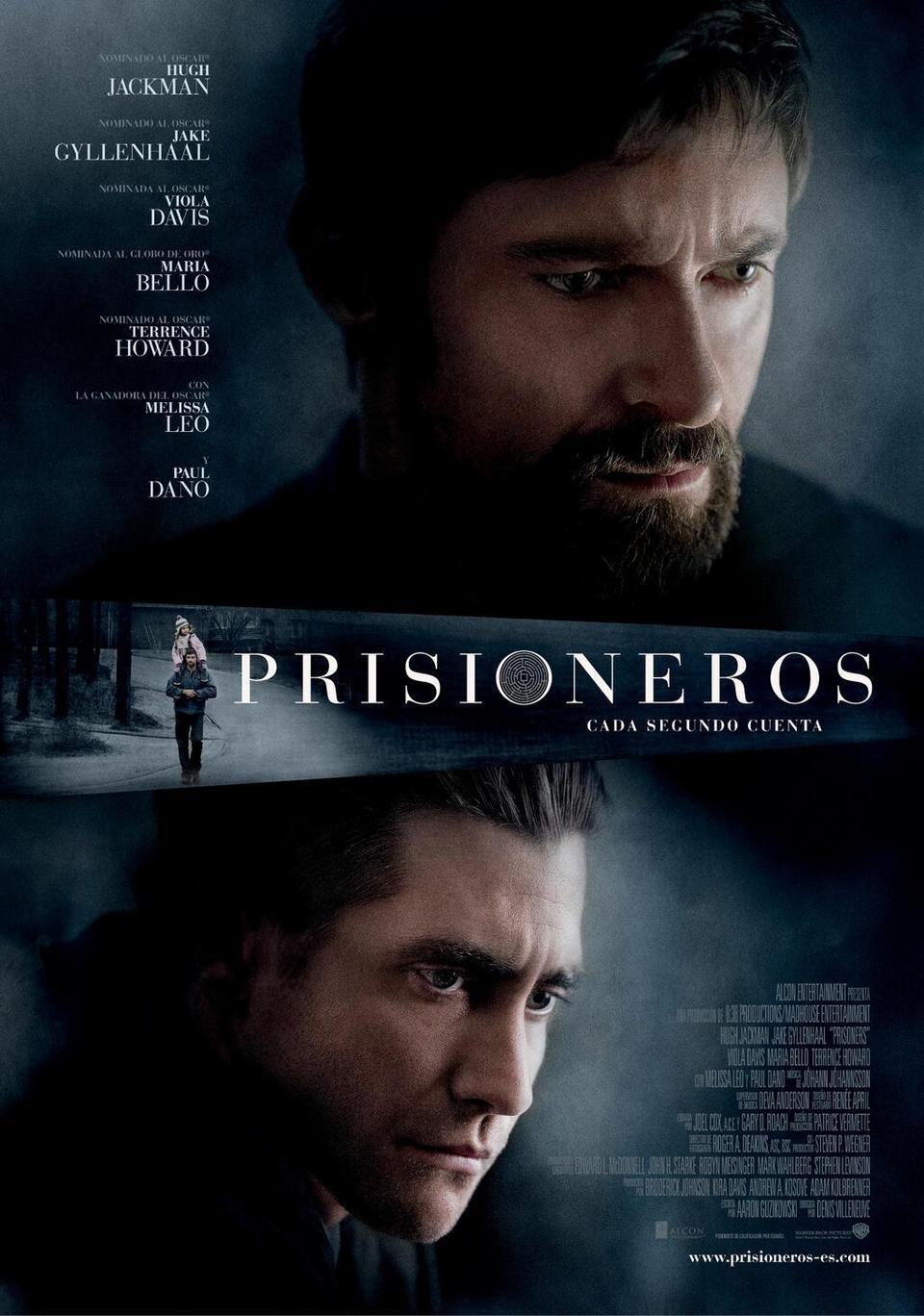 Cartel España de 'Prisioneros'