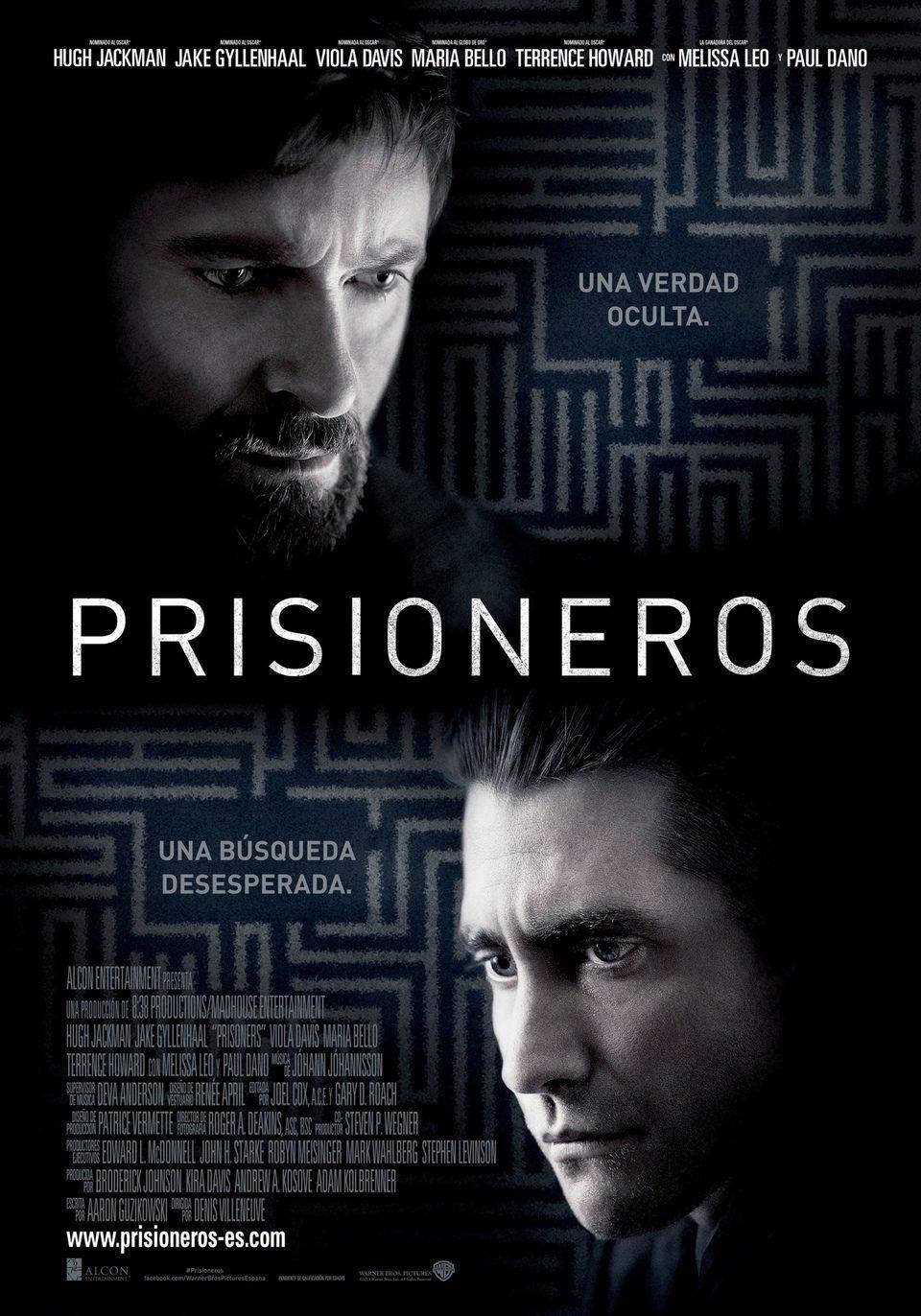 Cartel España 2 de 'Prisioneros'