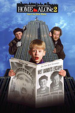 Solo En Casa 2 Perdido En Nueva York 1992 Pel 237 Cula