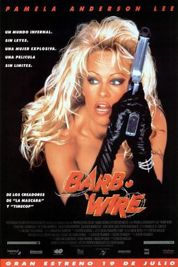 Cartel de Barb Wire