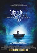 Cartel Cirque du Soleil: Mundos lejanos