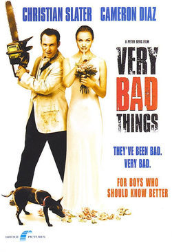 Cartel de Very Bad Things