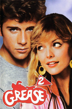 Cartel de Grease 2